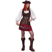 high seas buccaneer female pirate