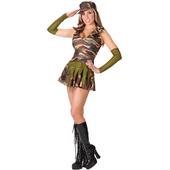 Sexy Army Brat Costume