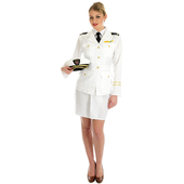 1940's Lady Naval Officer