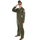 Mens aviator costume