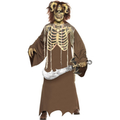 Skeleton King costume