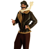 Wartime Fighter Pilot Costume