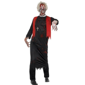 Zombie high Priest costume