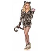 cozy leopard