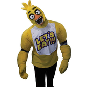 Chica Costume - Five Nights at Freddy's