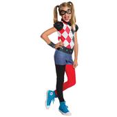 Suicide Squad Harley Quinn Costume - Kids