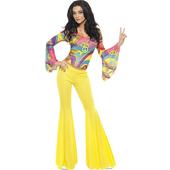 70's Grovy Babe Costume