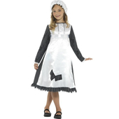 Victorian Maid Costume - Kids