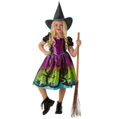 Ombre Witch Costume - Kids