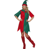 Sexy Cool Yule Elf