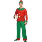 Cool Yule Male Elf