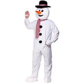 Snowman Mascot