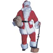 Fleece Santa suit