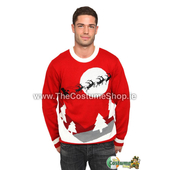 Editing product: Sleigh Christmas Jumper