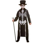 Day Of The Dead skeleton kids
