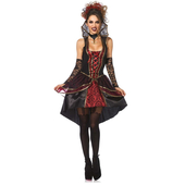 Queen of the Vampires Ladies Costume