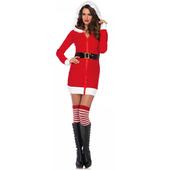 cozy Santa Costume