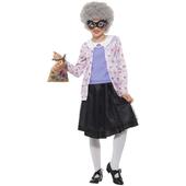 David Walliams Deluxe 'Gangsta Granny' Costume - Kids