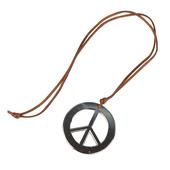 peace hippie chain