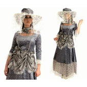 Ghostly Ball Gown Costume
