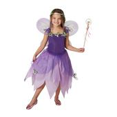 Plum Pixie Childrens Costume