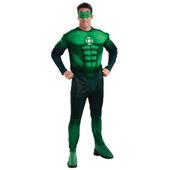 Deluxe Hal Jordan - Green Lantern Costume