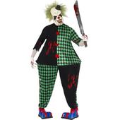 Fat Clown Costume