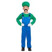 Super Workman Costume - Green