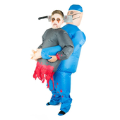 Inflatable Lift Me Up Doctor Costume - Kids