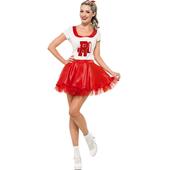 Grease Sandy Cheerleader Costume