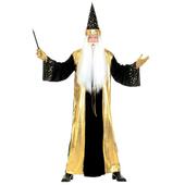 black wizard costume