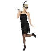 Deluxe Fringe Flapper Costume