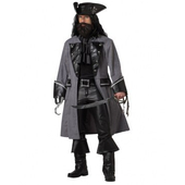 Black Beard The Pirate Costume