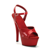 "Showgirl 5"" Shoes - Red"