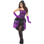 Fever Burlesque costume