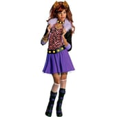 Clawdeen Costume - Kids