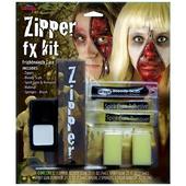 Zipper scar kit