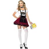 Beer Stein Beauty costume