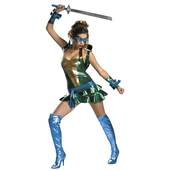 Sassy Leonardo Costume