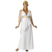 Elite greek goddess costume