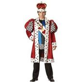 Elite king of hearts costume
