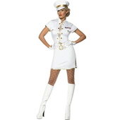 High seas captain costume