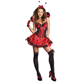 Just Buggin costume