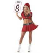 Ring card girl costume