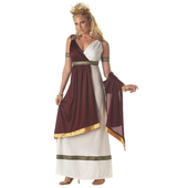Deluxe Roman Empress Costume