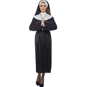 Budget Nun Costume