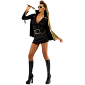 Ladies Elvis Costume
