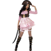 Fever Pirate Lady Costume