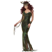 Serpentine Goddess costume
