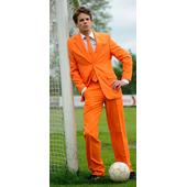 The Orange Oppo Suits
